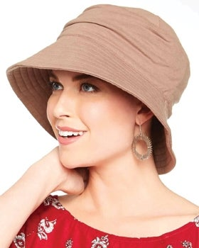 Cardani UPF 50+ Pleated Sun Hat