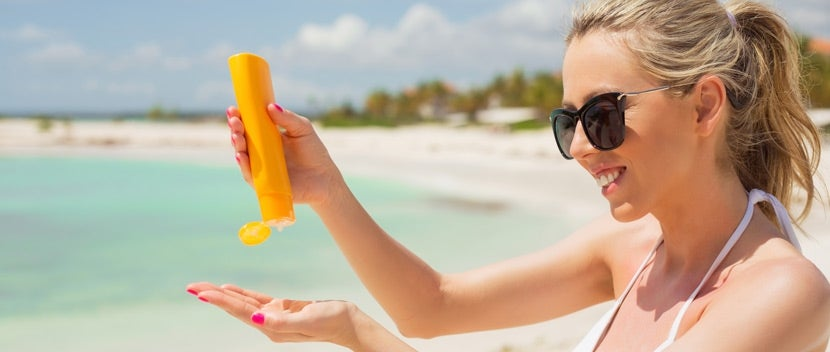 Always wear sunscreen to protect yourself from harmful UV radiation.