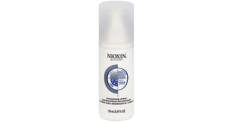 Nioxin 3D Thickening Spray for Thinning Hair