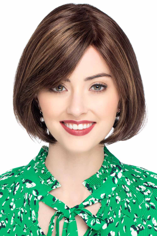 Anna by Cardani Wigs - monofilament top wig