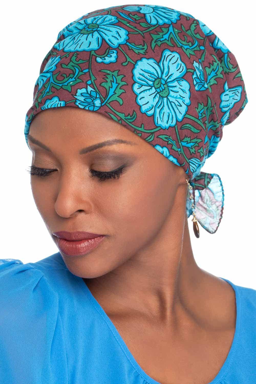 Shop bandana hair accessory trend