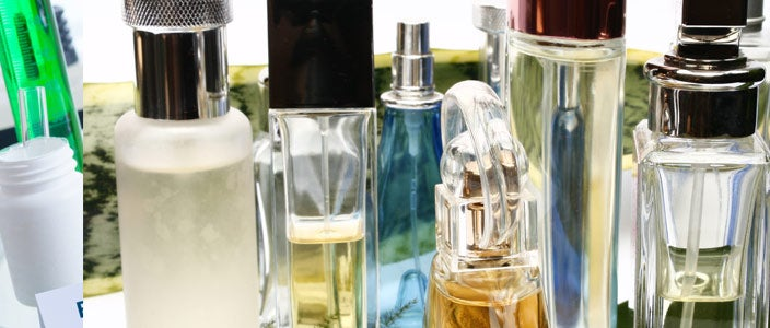 Beauty Products to Avoid During Chemo - Added Fragrance