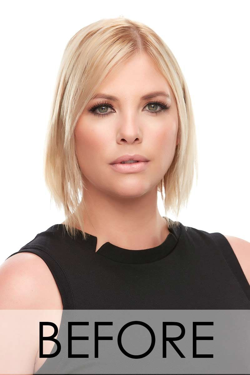 Women's Full Coverage Topper Top Style by Jon Reanu Before
