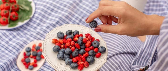 Health Benefits of Berries - Eating Berries