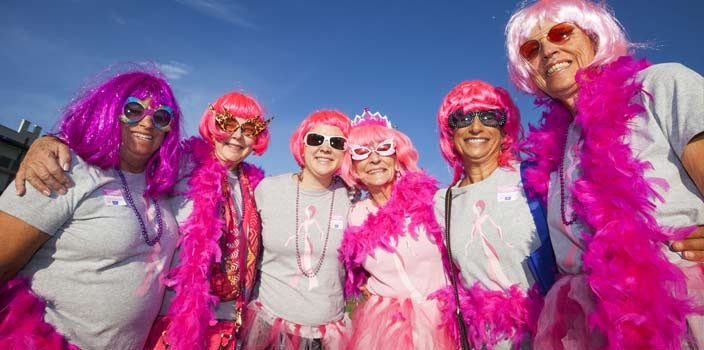 What is breast cancer awareness month?