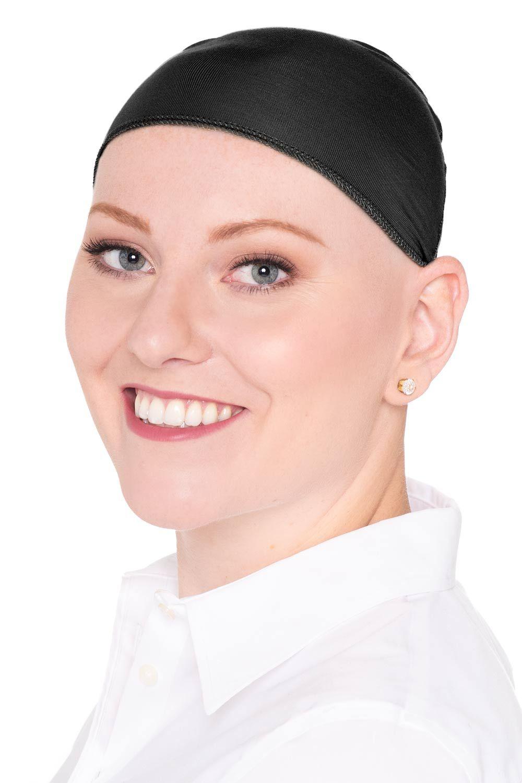 Wig Care - Cardani Aloe Wig Cap - Black