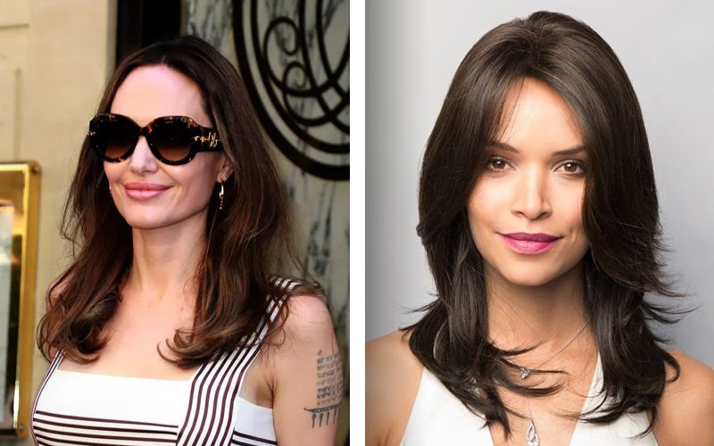Angelina Jolie Hair - Jules by Noriko Wigs
