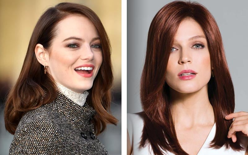 Emma Stone Hair - Laine by Rene of Paris Wigs
