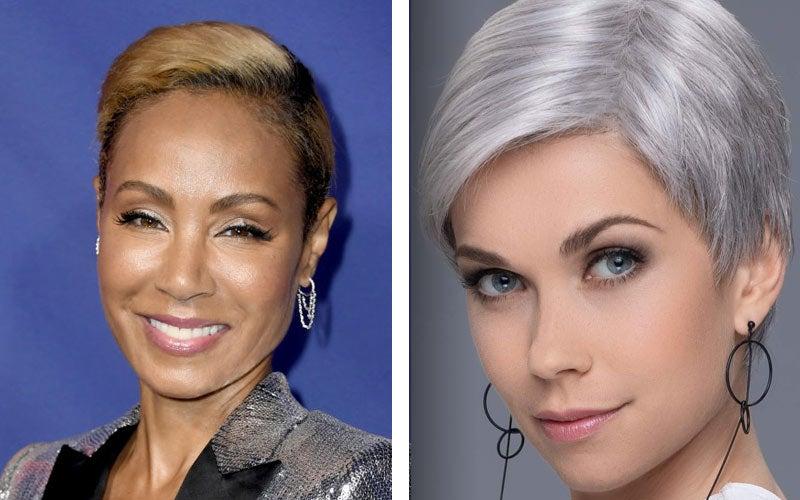 Jada Pinkett Smith Edgy Hair - Step by Ellen Wille Wigs