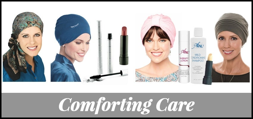 comforting care spa chemo care package