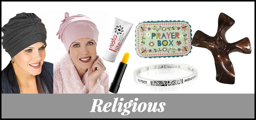 christian religious chemo care package