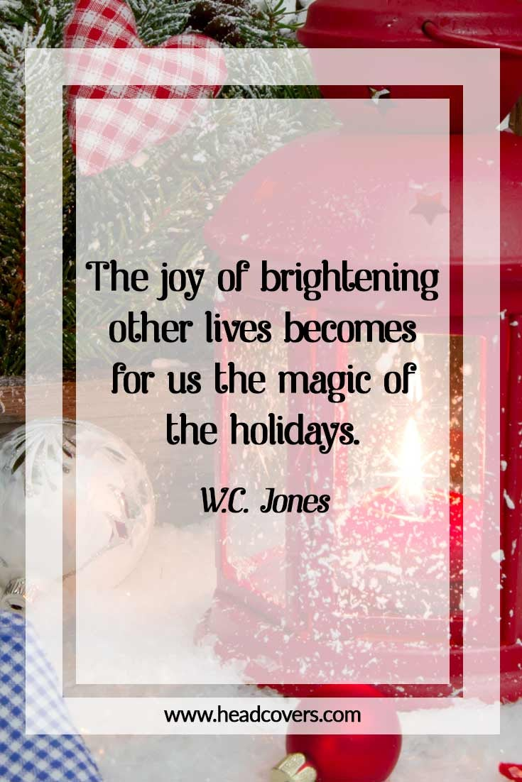 32 Inspirational Christmas Quotes