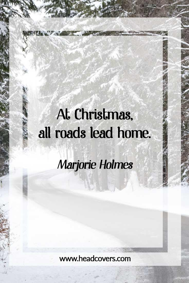 Inspirational Christmas quotes - Marjorie Holmes