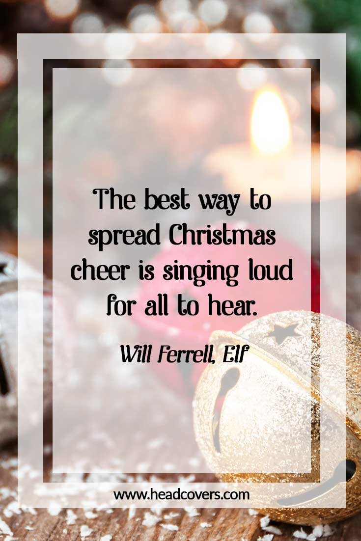 Inspirational Christmas quotes - elf