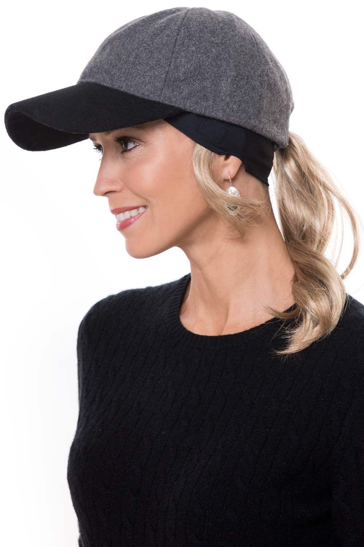 cardani ponytail headband for hats