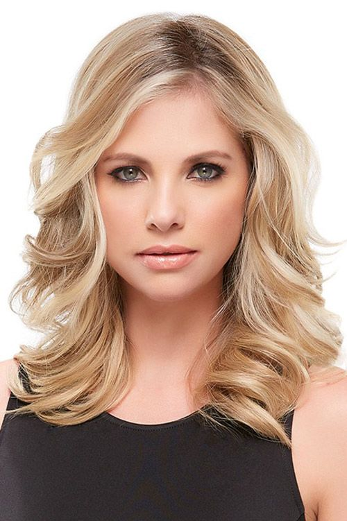 Best Part Coverage Topper easiPart by Jon Reanu Wigs