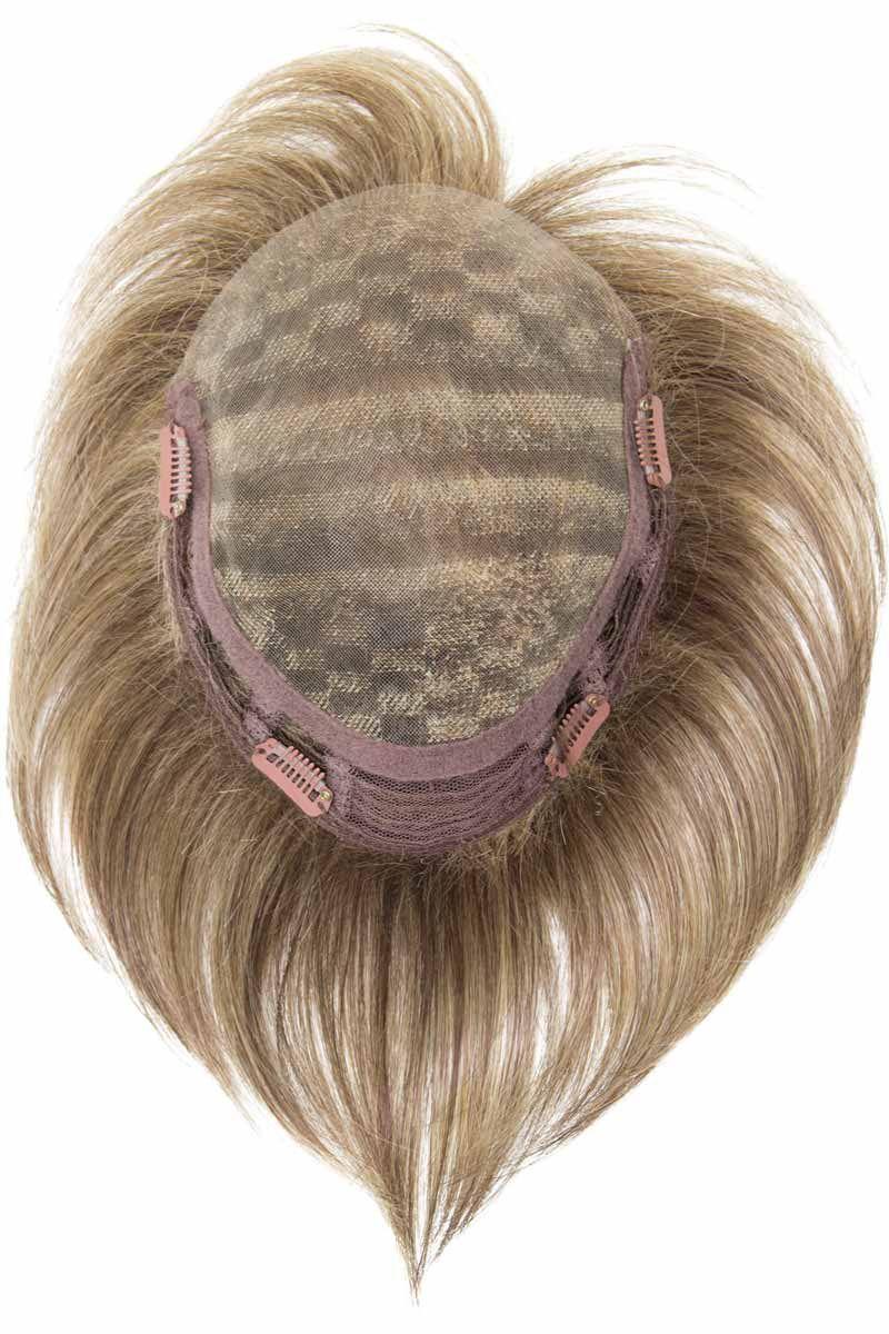 Women's Short Topper Lace Hairpiece by Ellen Wille