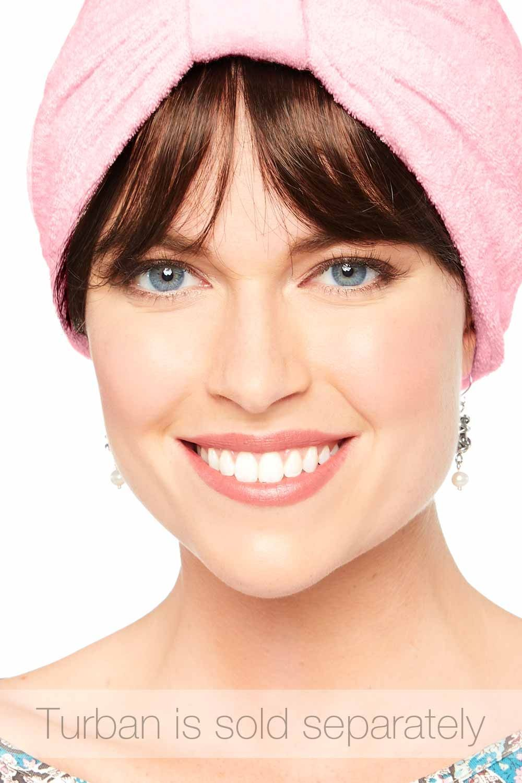 Detachable Bangs for Cancer Hair Loss