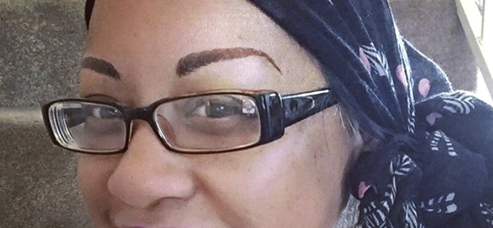 Headcovers Unlimited temporary eyebrow tattoos. Submitted by customer.