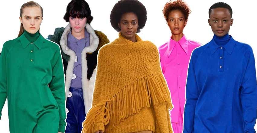 Fall Winter 2020 Trends: Jewel Tones