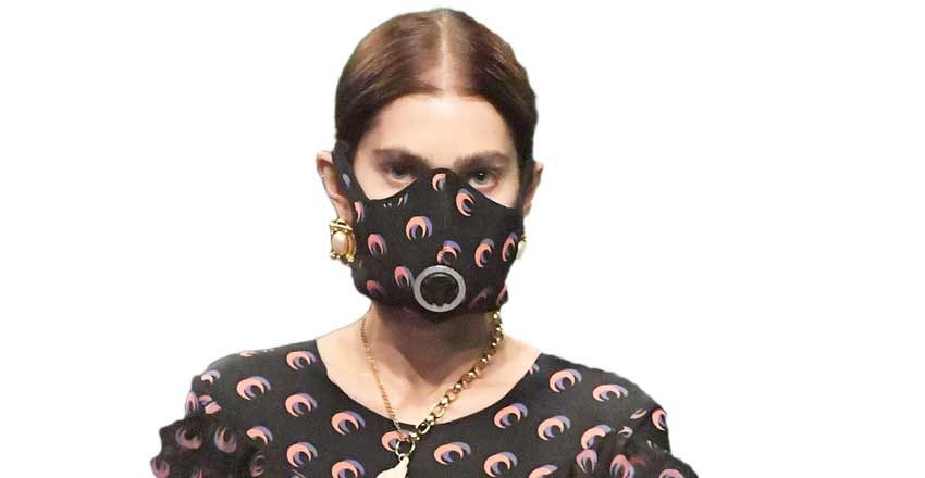 Fall Winter 2020 Trends: Fashion Face Masks