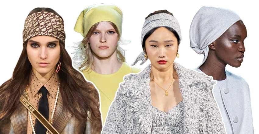 Fall/Winter 2020 Trends: Headscarves