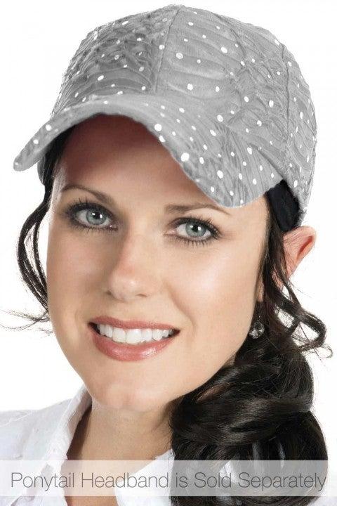 Glitter Baseball Cap