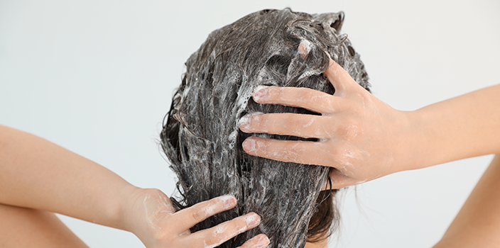 Traction alopecia treatments - medicated shampoo