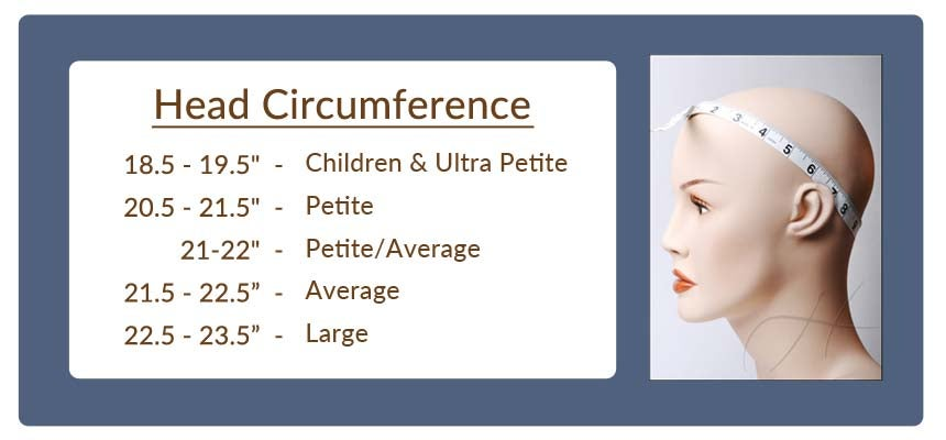 head circumference and sizing