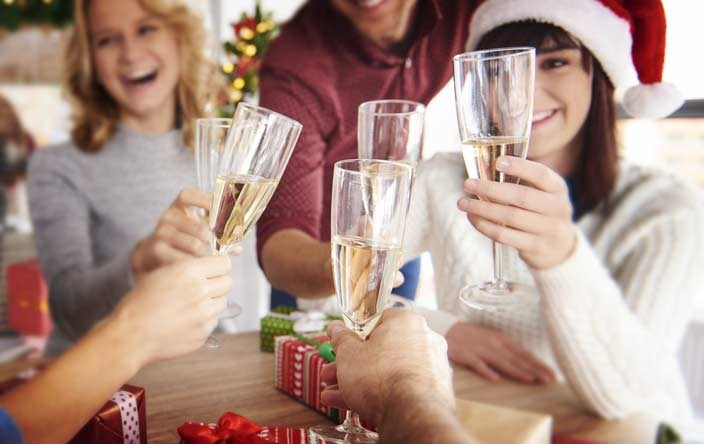 holiday-party-christmas-coping-cancer-2