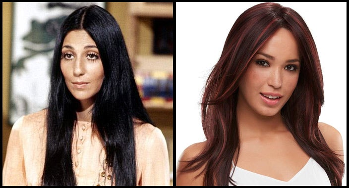 Cher hair - Zara by Jon Renau Wigs