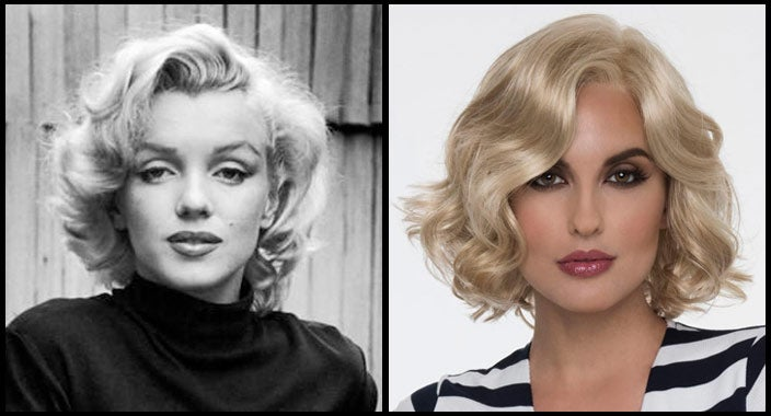 Marilyn Monroe Hair - Coco by Envy Wigs