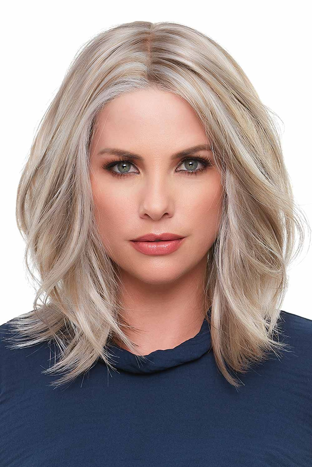 Marion by Jon Renau Wigs - Silver/Gold Blonde Wig Color