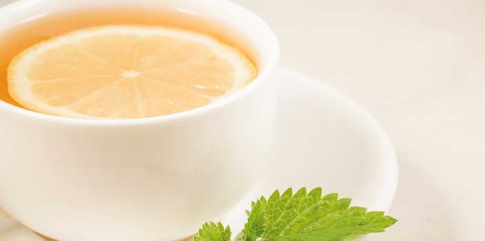 recommended teas for cancer patients