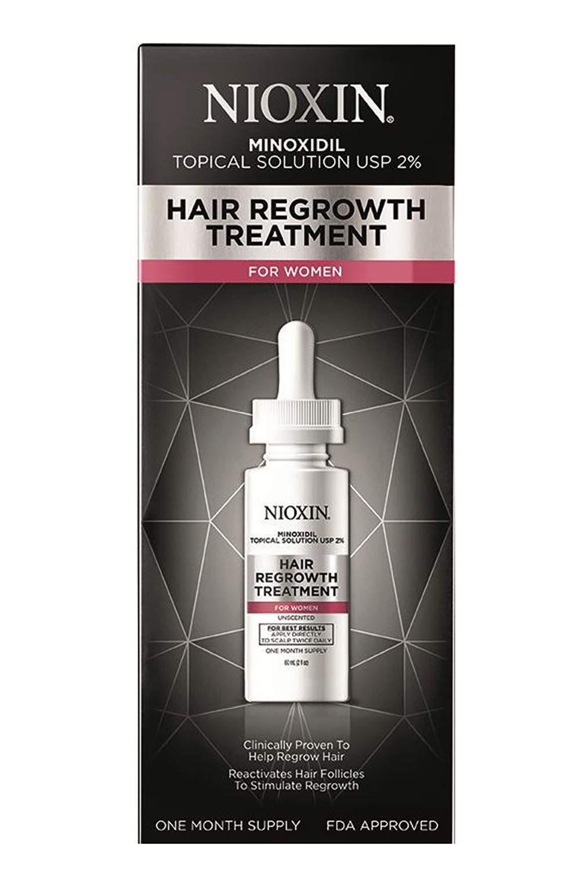Nioxin hair regrowth treatment Minoxidil
