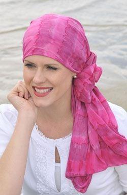 Oblong Batik Headscarf