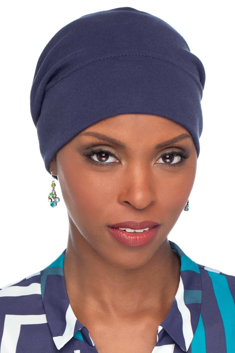 Best chemotherapy hats for women - Relaxed beanie