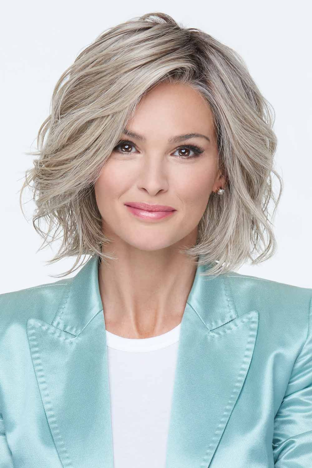 Unfiltered by Raquel Welch Wigs - Icy Blonde Wig Color