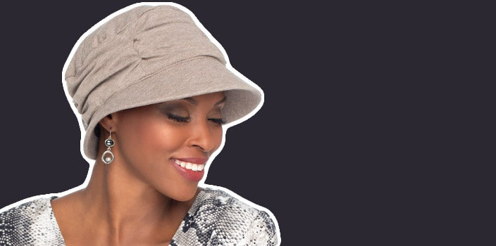 Caring for your scalp - Wear sun protection hats