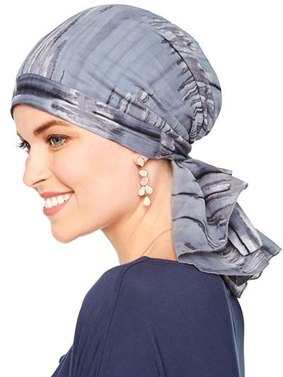 How To Tie A Head Scarf