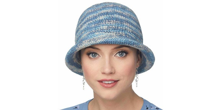Best Bucket Hats for Spring - Prismatic Crochet Bucket Hat