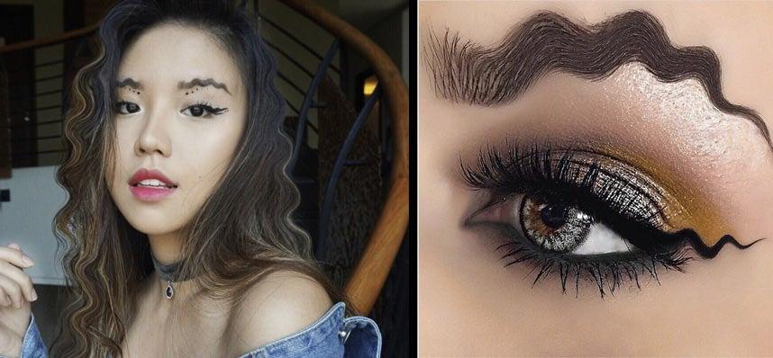 Left photo by @titantyra via Instagram. Right photo by @lifeinagist via Instagram.