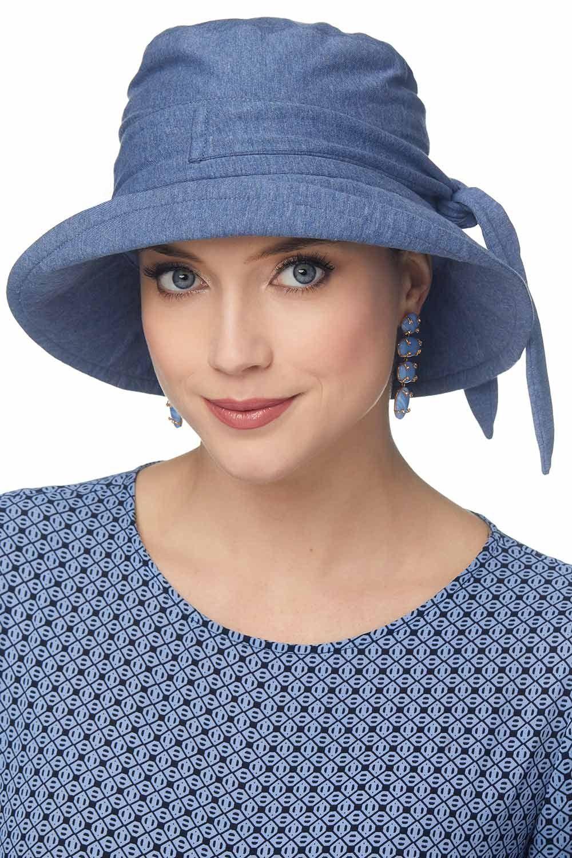 cardani bow tie sun hat