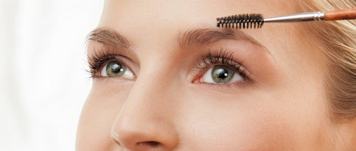 Tips for blonde eyebrows - tools you need