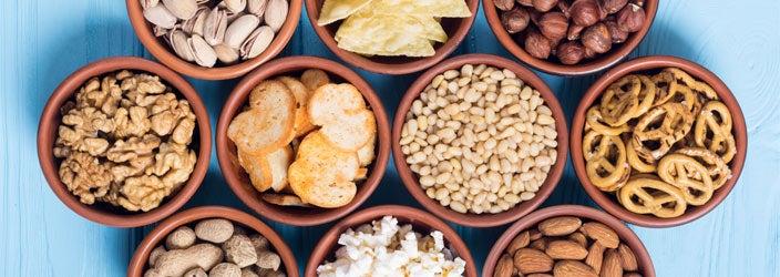 Snacks to take to chemo treatments