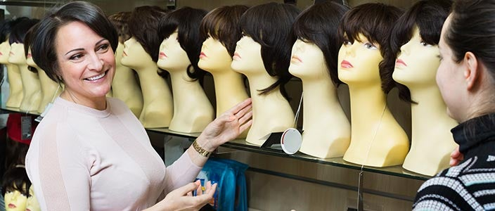 where to buy a wig - brick and mortar store